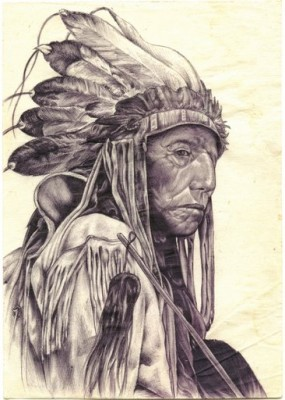 Red Chief inspiration