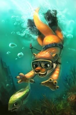 Fishing inspiration