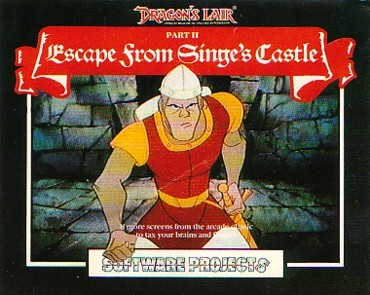 Dragon's Lair II - Escape From Singes Castle inspiration