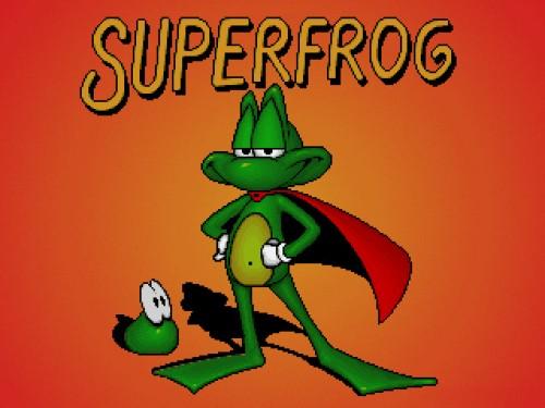 Superfrog inspiration