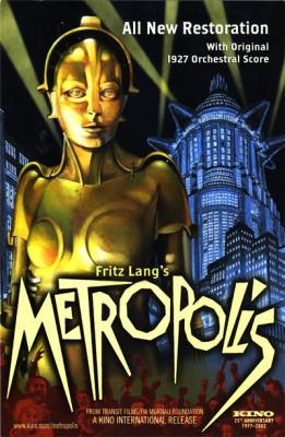 Metropolis inspiration