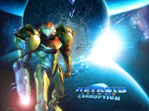 Mercenary 2: Samus Aran Forever inspiration