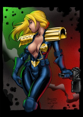 Judge Anderson inspiration