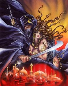 Tuareg inspiration