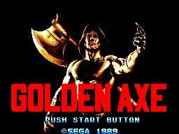 Golden Axe inspiration