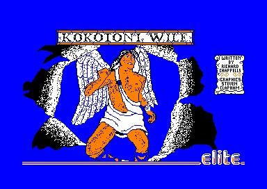 Kokotoni Wilf inspiration