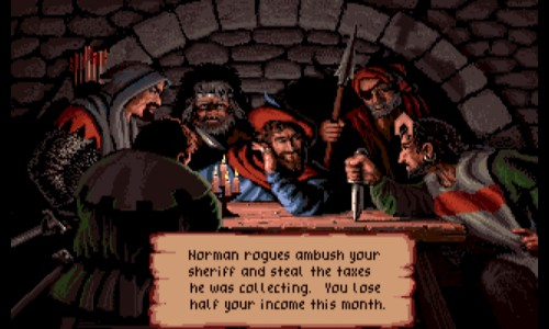 Sherwood - Gambling inspiration