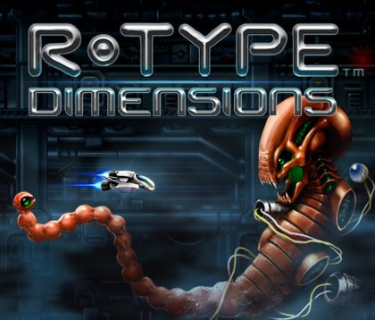 R-TYPE Dimensions Homage Fan-Art Screen inspiration