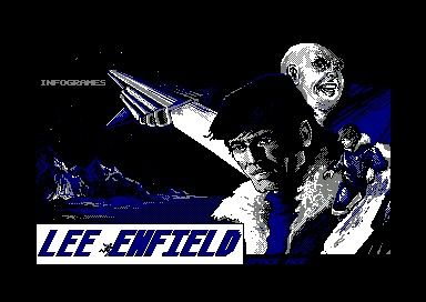 Lee Enfield Space Ace inspiration