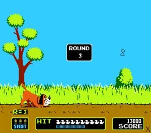 Duck Hunt Test inspiration