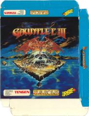 GauntletIII-TheFinalQuest(ErbeSoftwareS.A.) Front
