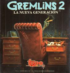 Gremlins2-LaNuevaGeneracion Front