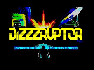Dizzzruptor (Dizzzruptor)