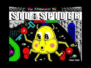 Adventures of Sid Spider, The (Adventures of Sid Spider, The)