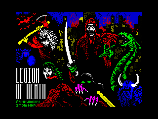 Legion of death (Legion of death)