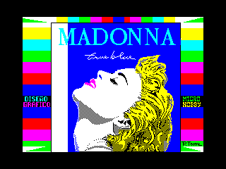 MADONNA. True Blue (MADONNA. True Blue)