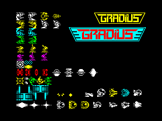 Nemesis/Gradius