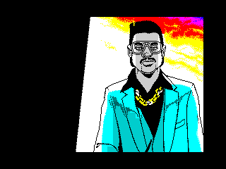 ZX Grand Theft Auto Vice City - Lance (ZX Grand Theft Auto Vice City - Lance)