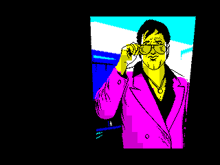 ZX Grand Theft Auto Vice City - Sonny