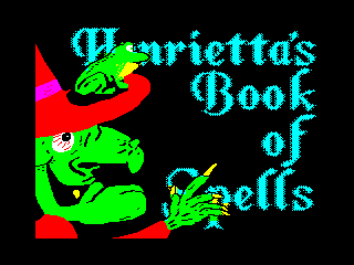 Henrietta's Book of Spells (Henrietta's Book of Spells)