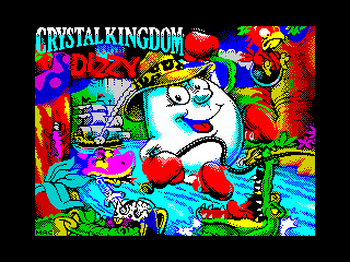 Crystal Kingdom Dizzy (Crystal Kingdom Dizzy)