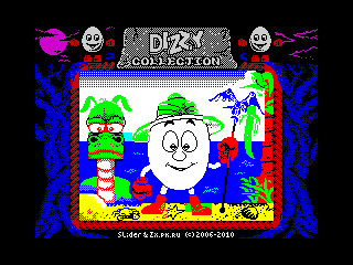Dizzy Collection 4 (Dizzy Collection 4)