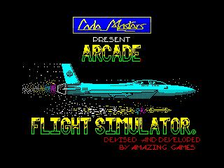 Arcade Flight Simulator (Arcade Flight Simulator)