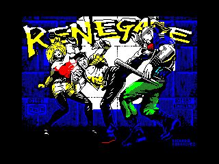 Renegade (Renegade)
