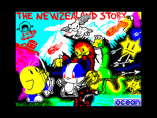 New Zealand Story, The (New Zealand Story, The)