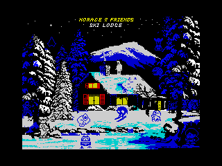 Horace & Friends Ski Lodge (Horace & Friends Ski Lodge)