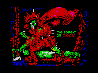 The Forest of Doom (The Forest of Doom)