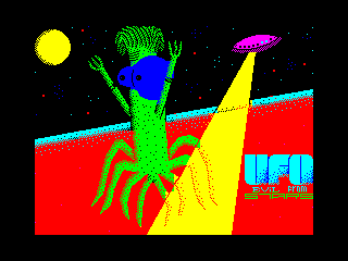 Ufo. Evil from stars (Ufo. Evil from stars)