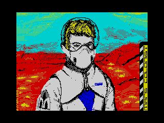 Mars Colonist (Mars Colonist)