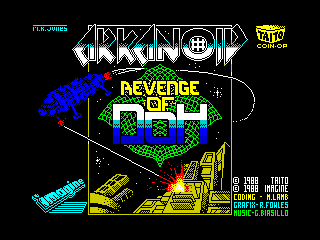 Arkanoid - Revenge of Doh (Arkanoid - Revenge of Doh)