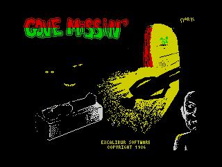 Gone Missin'  (Gone Missin' )