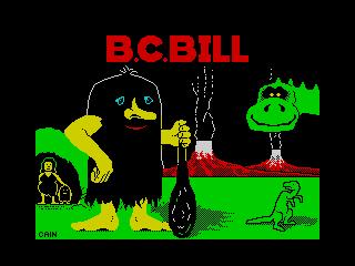 B.C. Bill (B.C. Bill)