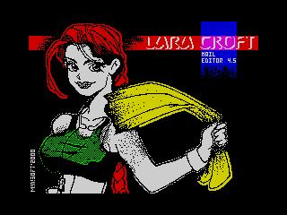 Lara Croft (Lara Croft)