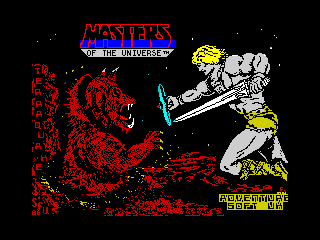 Masters of the Universe - The Super Adventure (Masters of the Universe - The Super Adventure)