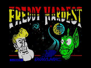 Freddy Hardest (Freddy Hardest)