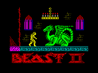 Level 1 - Shadow of the Beast 2
