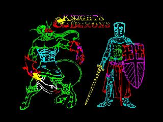 Knights & Demons (Knights & Demons)