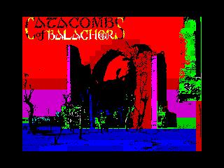 Catacombs of Balachor (Catacombs of Balachor)