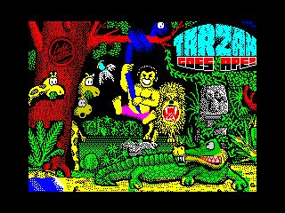Tarzan Goes Ape