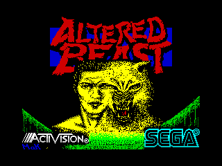 Altered Beast (Altered Beast)