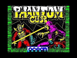 Phantom Club (Phantom Club)