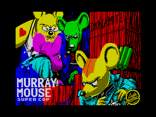 Murray Mouse Supercop (Murray Mouse Supercop)