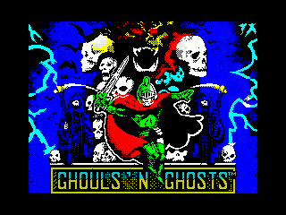 Ghouls 'n' Ghosts (Ghouls 'n' Ghosts)