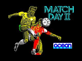 Match Day II (Match Day II)