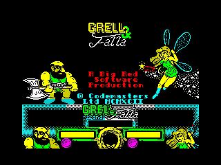 Grell and Fella (Grell and Fella)