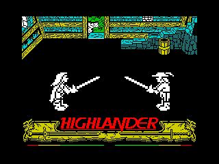 Highlander (Highlander)
